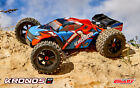Corally 1/8 Kronos XP 6S 4WD RC Monster Truck Brushless RTR COR00172 HRP