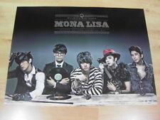 MBLAQ - MONA LISA [ORIGINAL POSTER] K-POP M-BLAQ
