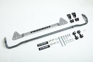 Progress 22mm Adjustable Rear Sway Bar & Lower Tie Bar for 96-00 Honda Civic EK