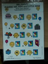 GB 2008 Smilers for Kids LS52 Mr Happy, Classic Mr Men and Little Miss Pack