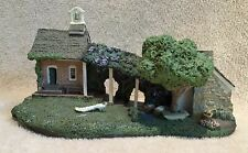 """Gone With the Wind Hawthorne Sculpture - """"Spring House and Hideaway"""""""