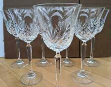 Larchmont by Mikasa Crystal Water Goblets (set of 7)