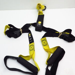 TRX - Fit System Suspension Trainer - Black/Gray/Yellow