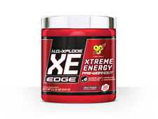 BSN NO Xplode XE 263g Igniter Concentrated Preworkout 2.0 Edge BLUE RASPBERRY