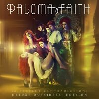 PALOMA FAITH - A PERFECT CONTRADICTION OUTSIDERS' EDITION (DELUXE 2 CD NEW