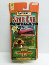 Matchbox Star Car Collection Magnum PI T.C.'s Helicopter Brand New In Box 1998