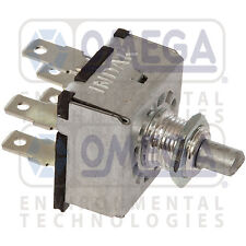 Omega Blower Motor Switch Replaces: Freightliner BOA80.926.00.059 ABPN83 322150