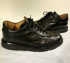 1a948cb67d53f J Ferrar Black Leather Men's Size 9 Lace-up Oxfords Shoes