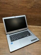 Acer Chromebook CB3-431 Silver Laptop Parts Panels For Spares and Repairs