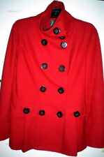 ONE SPRING AND FALL JACKET FOR WOMAN, SIZE 12 **** MANTEAU DE PRINTEMPS FEMME 12