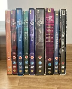 One Tree Hill Complete Series- 1-9. Very good condition