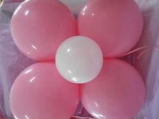 set 3 MARGHERITE GRANDI palloncini colori vari Addobbi Nascita Feste compleanno