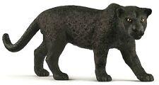 Schleich 14774 Black Panther Leopard Toy Wild Animal Figurine 2017 - NIP