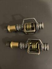Egg Beaters 4 Ti Crank Brothers Pedals Titanium 169g/set