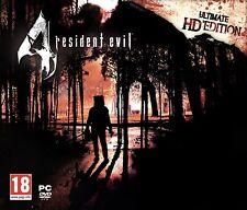 Resident Evil 4 Ultimate HD Edition - Region Free Steam PC Key