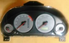 2001-2002 Honda Civic MANUAL Instrument Cluster OEM Speedometer 2002