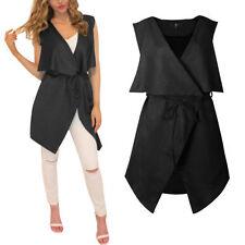 No Pattern Plus Size Velvet Casual Coats & Jackets for Women