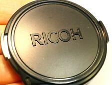 Ricoh 58mm snap on type Lens Front Cap Rikenon