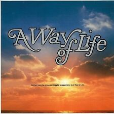 """A WAY OF LIFE Trippin' On Your Love 12"""" Vinyl Record German Eternal 1990 EX"""