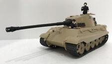 German King Tiger Panzer Tank Kampfwagen WW2 World War 2 Plastic Army Military