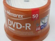 *Unopened* Memorex Dvd-R, 50pack #329155