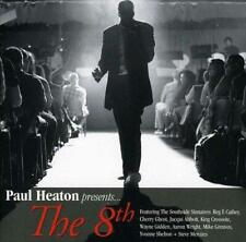 Paul Heaton -  Presents The 8th 2012 (NEW CD & DVD)