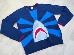 Gap Kids - Blue Shark Jumper Size : 14-16