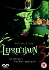 LEPRECHAUN 3 WELCOME TO VEGAS WARWICK DAVIS PRISM UK 2005 REGION FREE DVD L NEW