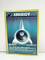 Darkness Energy Trainer Magazine Japanese Promo Neo Genesis Set Pokemon Card