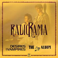 Italo CD Radiorama Desires And Vampires & The 2nd Album de Radiorama 2CDs
