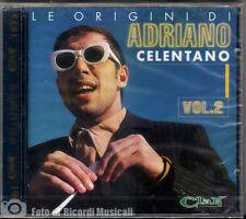 ADRIANO CELENTANO - LE ORIGINI DI ADRIANO CELENTANO VOL 2 (SIGILLATO)