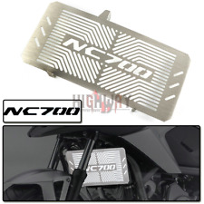 Silver Radiator Grill Grille Guard Cover For Honda NC700X//700XD//700S 2012-2017