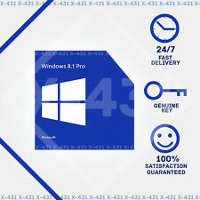 WINDOWS 8.1 PRO 32/64BIT OEM Professional Genuine Product License Key mboard