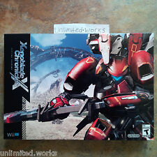 Xenoblade Chronicles X Special Limited Collectors Edition Wii U Brand New Sealed