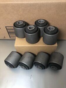 REAR TRAILING CONTROL ARM BUSHINGS FOR 1987-1995 NISSAN PATHFINDER 8 PCS 2SIDE