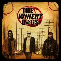 The Winery Dogs by The Winery Dogs (CD, Jul-2013, Loud-N-Proud Records)