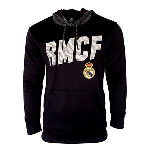 REAL MADRID Hoodie Hood Jacket Authentic Sweatshirt licensed product new season