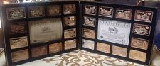 harley davidson 90th anniversary silver ingot collection