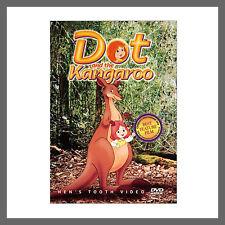 Dot and the Kangaroo DVD region 4 New & Sealed