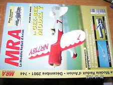 MRA n°744 Plan encarté L'Aquilon / Gee Bee Cupidon Tango 3
