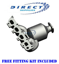 VAUXHALL ZAFIRA 1.6 2001-2005 CATALYTIC CONVERTER CAT *FREE FITTING KIT*