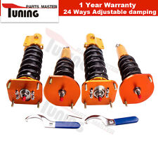 Coilovers Adjustable Damper For Mazda Savanna RX7 RX-7 S4 S5 FC3S  Coil Over