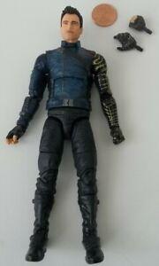 """Loose Falcon & Winter Soldier Captain America Flight Gear BAF 6"""" Bucky Barnes"""