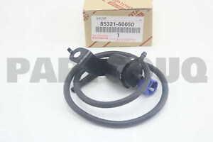 8532160050 Genuine Toyota VALVE SUB-ASSY, WASHER 85321-60050
