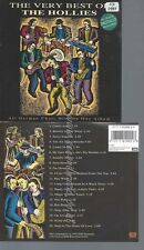 CD--HOLLIES--BEST OF THE HOLLIES,VERY