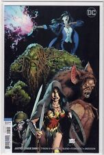 JUSTICE LEAGUE DARK #1 Greg Capullo VARIANT Wonder Woman Cover DC Comics NM