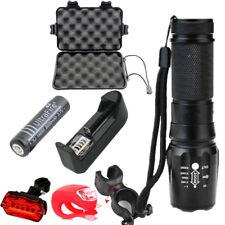 Ultra Fire CREE led Lampe de poche torche Rechargeable 18650 Batterie & Chargeur