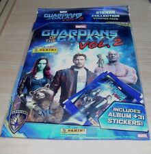 Panini Marvel Guardians of the Galaxy Vol 2 Stickers Album Starter Pack
