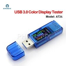 RD AT34 USB 3.0 Color LCD Display Tester Multimeter Voltage Current Meter Tester