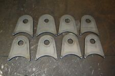 """4 Link Tabs 5/8"""" Hole - 3"""" Tube -  8 Total Tabs 3/16"""" Plate four link hot rod"""